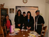 CVMT Consults with local Women's Center of San Joaquin
