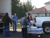 California Valley Miwok Initiates 2011 USDA Food Distribution