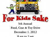 "MUSD - 5th Annual ""Stuff The Bus For Kids Sake"" Food, Coat & Toy Drive Event"