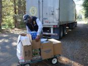 California Valley Miwok Tribe - March 2017 Food Distribution