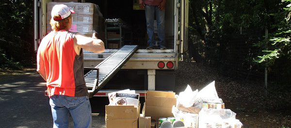 Ronald and Tiger are closing up shop and reloading distribution equipment