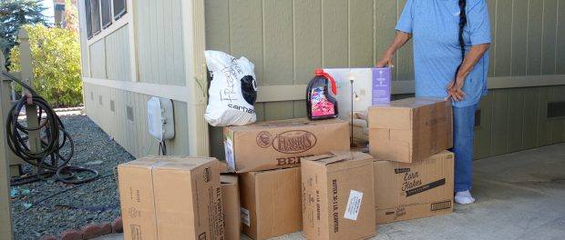 Food For Tribal Families reaches new heights