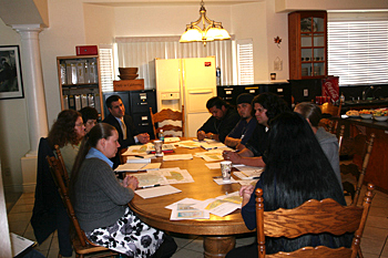 United States Army Corps of Engineers Welcomed to CVMT Tribal Offices
