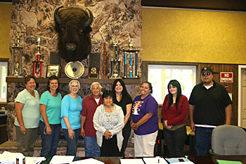 California Valley Miwok Tribe Meets with Round Valley Indian Tribes