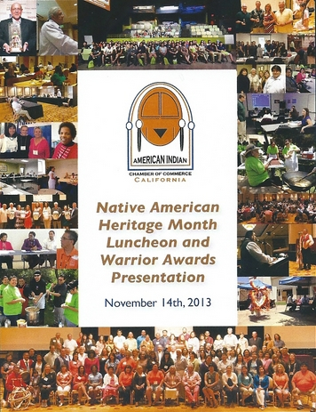 American Indian Chamber of Commerce of California (AICCC)