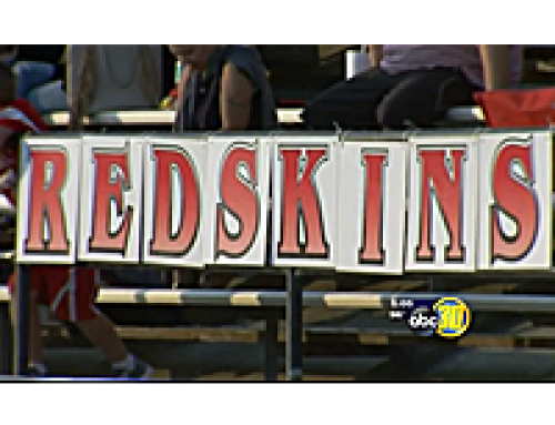 "ABC News Report: Chowchilla Union High School to phase out ""Redskins"" name, mascot by 2017 (video)"