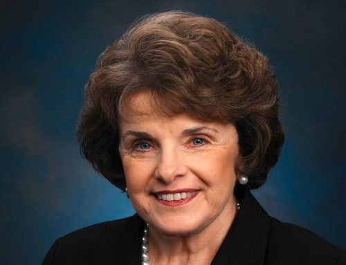 U.S. Senator Diane FeinsteinLinked toCasino Interests In Attempted Takeover Of Small Tribe