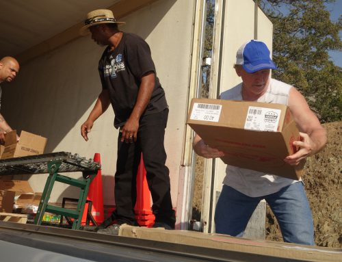 August 2020 USDA Food Distribution