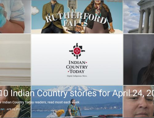 Current stories and events regarding the indigenous peoples of this nation