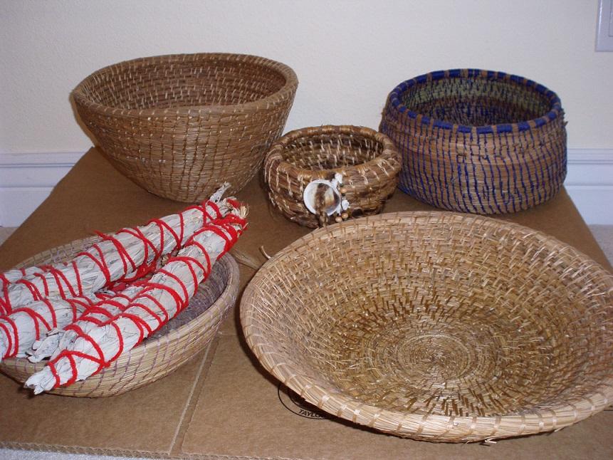 CVMT Tribal Elder Mildred Burley to Instruct Basket Weaving Class