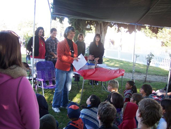 Native American Day at the Rae House Museum