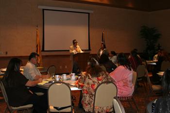 Bi-Annual Inter-Tribal Council of California General Council Meeting