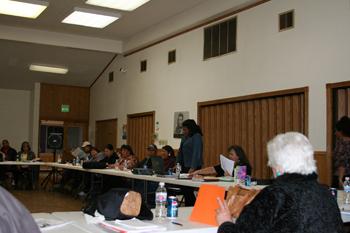 Northeastern California Tribal NAGPRA Coalition Meeting