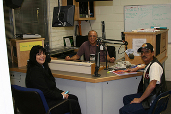 """Chairperson Burley Interviewed on KKUP 91.5 FM """"Indian Time"""" Program"""
