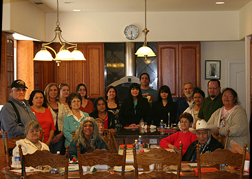Meet & Greet Session Hosted by the California Valley Miwok Tribe