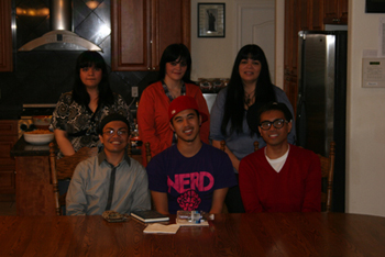 UCSD Students Meet with CVMT Tribal Council, Pledge Support