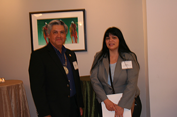 CVMT Attends Grand Opening of the Embassy of Tribal Nations