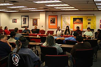 Caltrans Hosts Event Celebrating Local Native Americans