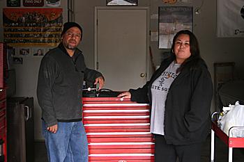 California Valley Miwok Tribe Assists Marcos & Lisa Zaldivar