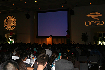 """California Valley Miwok Tribe Attends """"Students of Color"""" Conference Hosted by UC San Diego"""