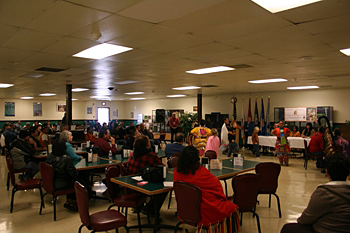 CVMT Celebrates National American Indian Heritage Month at Event Hosted by DDJC