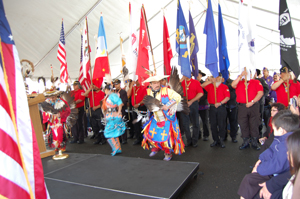 Local Native American Selected for High Post at Veterans Administration