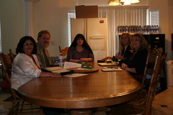 California Valley Miwok Tribe Meets with Caltrans District 10 Representatives
