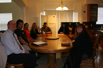 CVMT Government-to-Government Meet & Greet Roundtable Meeting