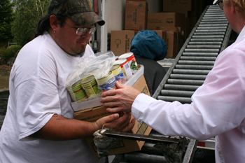 May USDA Food Distribution @ California Valley Miwok Tribal Offices