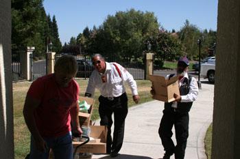 CVMT September USDA Food Distribution