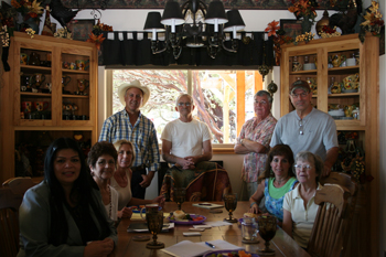 California Valley Miwok Tribe Visits Historical Village Site