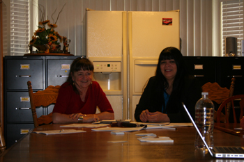 Bureau of Land Management Consultation at the CVMT Tribal Offices