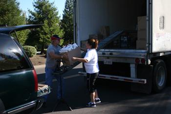 CVMT November Food Distribution a Continued Success