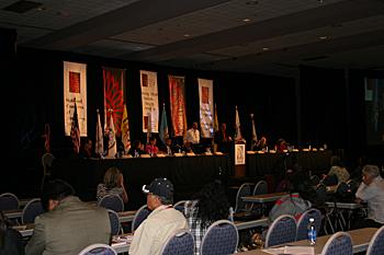 CVMT Attends NCAI Conference