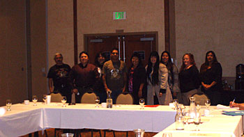 CVMT Attends TANF Event at Robinson Rancheria