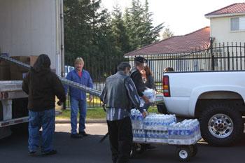 California Valley Miwok Initiates 2011 USDA Food Distribution