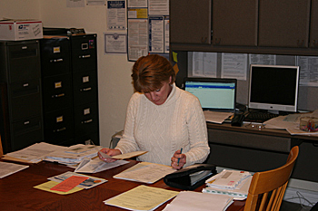 CVMT Welcomes Back Financial Manager, Ms. Colleen Pringle