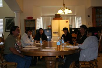 California Valley Miwok Tribe Meets with Dennis Yonemura, Local Spiritual Leader