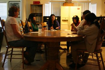 CVMT Meets with Project Director Randy Yonemura of the California Indian Water Commission