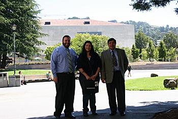 CVMT Consultation with the University of California, Berkeley