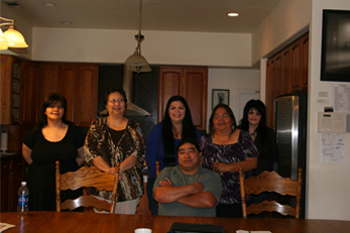Local Federal Miwok Tribal Chairpersons Confer Over Important Issues