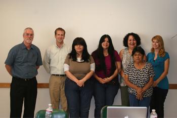 CVMT Attends Zallio NAGPRA Consultation Held at the California State University, Sacramento