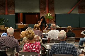 CVMT Chairperson Guest Speaker at San Joaquin County Historical Society Meeting
