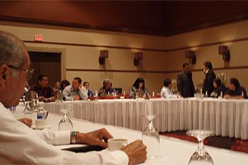 CVMT Attends CATG Meeting at Thunder Valley Casino
