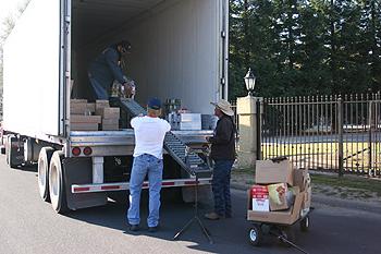 California Valley Miwok Tribe December Food Distribution