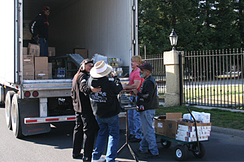 CVMT Food Distribution Continues to Serve