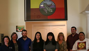 Department of Transportation District 10 Consults with the California Valley Miwok Tribe