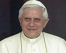Secretariat of State – From the Vatican, His Holiness Pope Benedict XVI