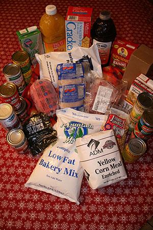 USDA Food Distribution Program