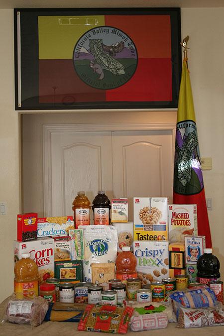 February 2014 – USDA Food Distribution Program on Indian Reservations